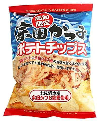 宗田かつおポテトチップス