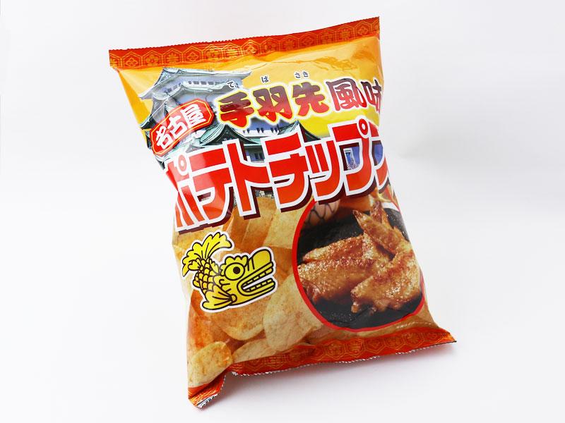 手羽先風味 ポテトチップス